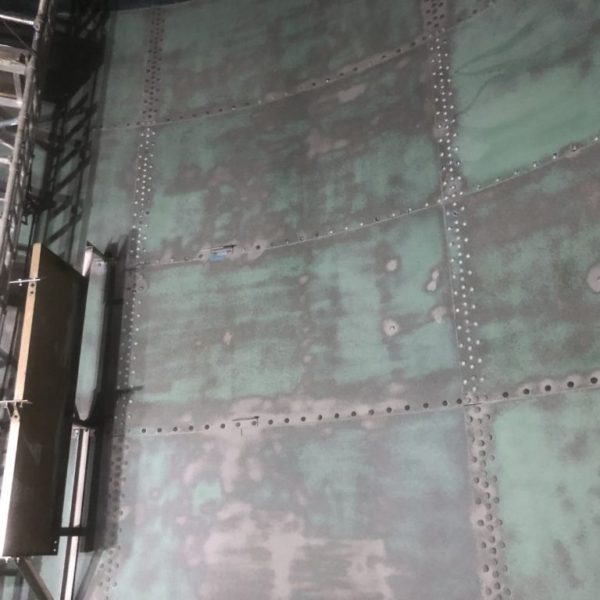 Glass Fused Steel Tank Lining 03