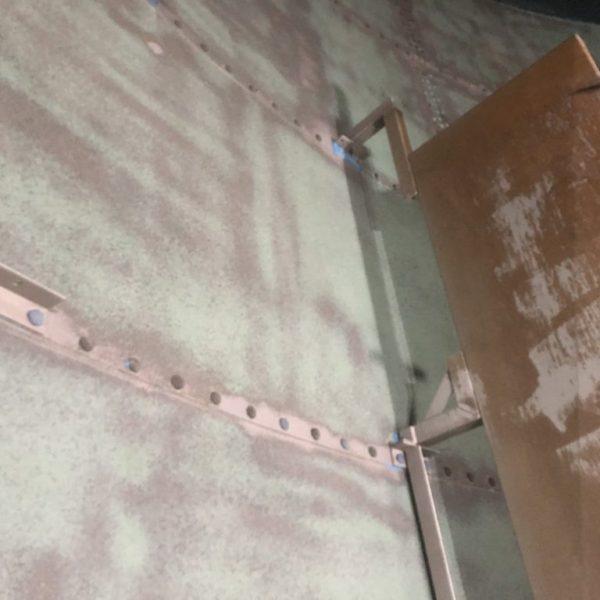 Glass Fused Steel Tank Lining 04