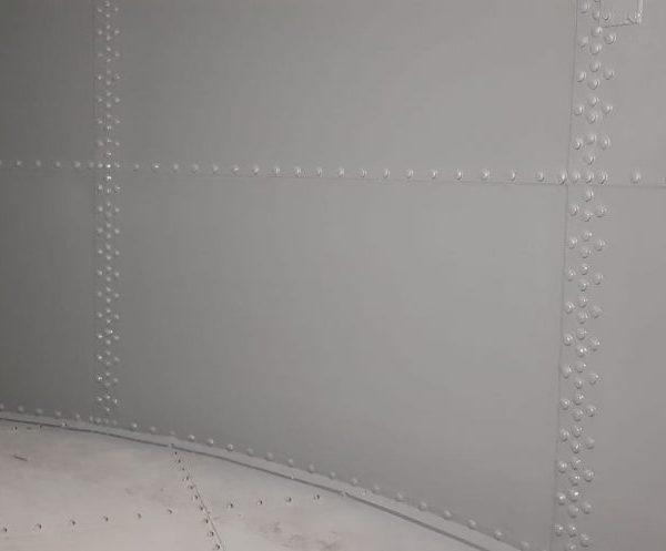 Glass Fused Steel Tank Lining 12