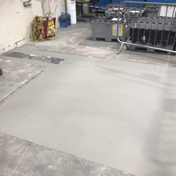 Resin Flooring Polyurethane Screed 2
