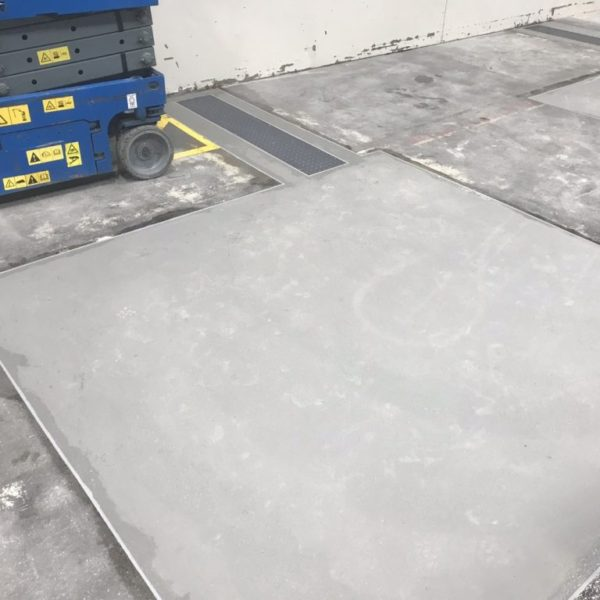 Resin Flooring Polyurethane Screed 3