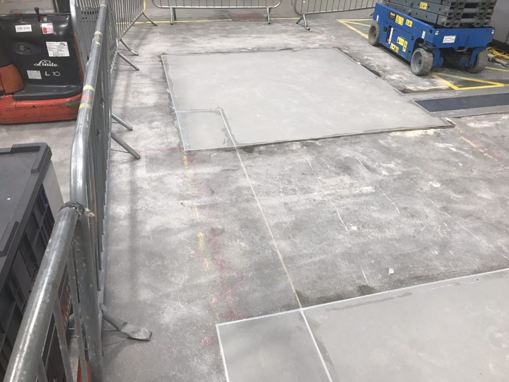 Resin Flooring Polyurethane Screed 4