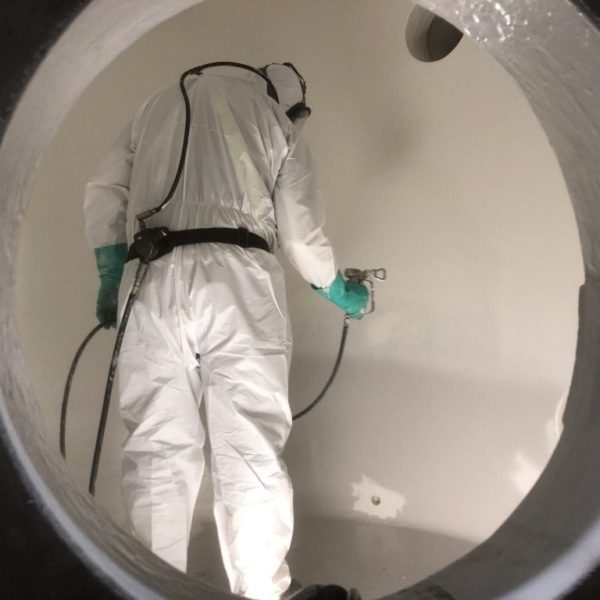 Stainless Steel Tank Lining 09