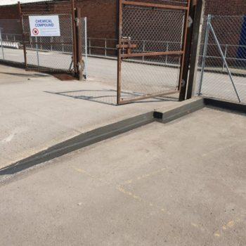 Chemical Bund Lining Repairs 04
