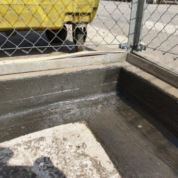 Chemical Bund Lining Repairs 05