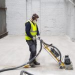 New floor for manufacturing plant in Lincoln