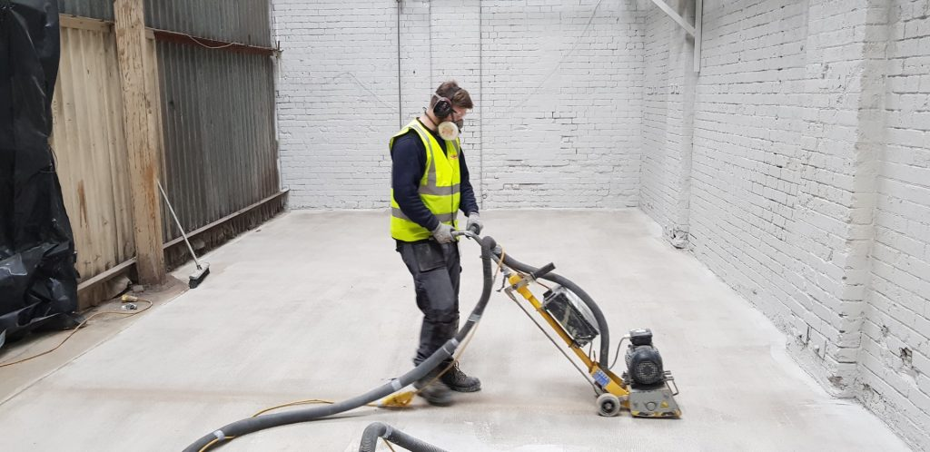 Resin Flooring Lincoln 01