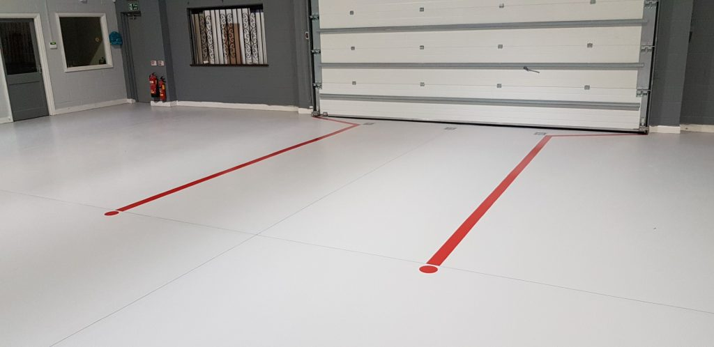 Resin Flooring Norfolk 08