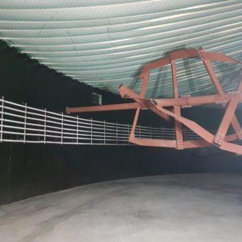 Digestate Storage Tank Lining 06