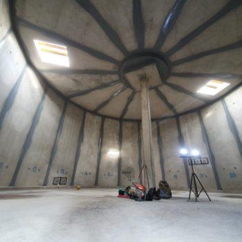 Concrete Tank Lining 04