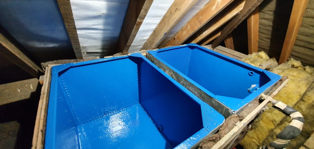 Domestic Cold Water Storage Tank Linings 05