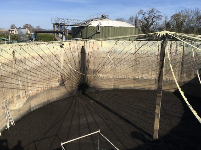 Digestate Tank Lining 01