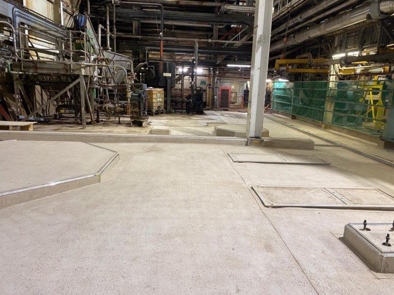 Industrial Resin Flooring 01