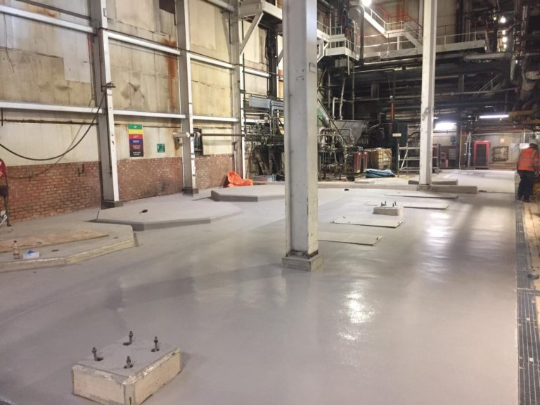 Industrial Resin Flooring 07