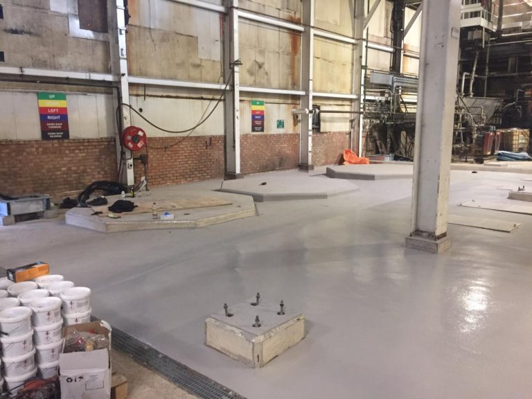 Industrial Resin Flooring 08
