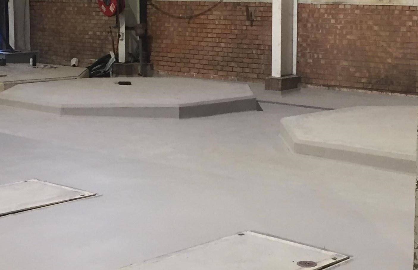 Industrial Resin Flooring 10