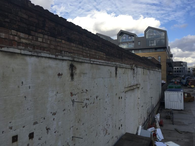 Party Wall Waterproofing 01