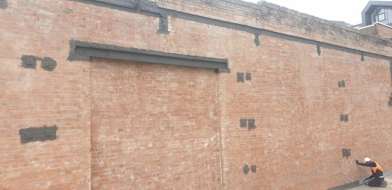 Party Wall Waterproofing 07