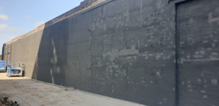 Party Wall Waterproofing 09