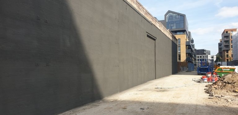 Party Wall Waterproofing 10